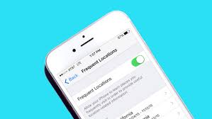 a map in your iphone is tracking you here u0027s how to zap it wired