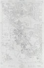 Harvard Map Cartographic Grounds Projective Landscapes