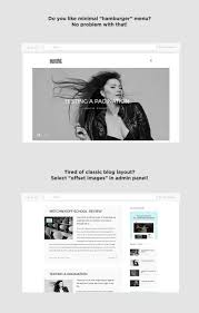 essential elements creative wordpress theme for writers and