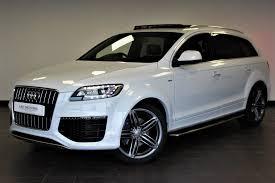 Audi Q7 Sport - used audi q7 s line sport edition diesel cars for sale motors co uk