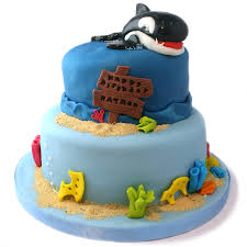 under the sea whale cake children u0027s birthday cakes