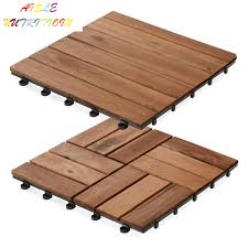 patio pavers composite decking flooring and deck tiles acacia
