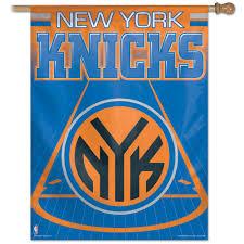 New Yorks Flag New York Knicks Banner Elmers Flag And Banner