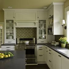 Images About Kitchen On Pinterest L Shaped Designs Shape And Green Kitchen Room Design Gostarry Com