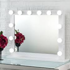 white hollywood makeup vanity mirror lights aluminum stage large