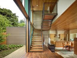 U Stairs Design U Shaped Staircase Houzz