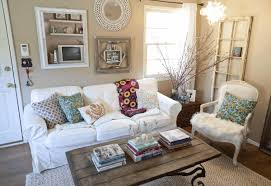 Living Room Shabby Chic Wallpaper Shabby Chic Dining Room Furniture Beige Wood Rustic Coffee Table