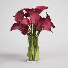 3d Flower Vase 18 Single Flower Vase Mini White Round Vase Nordic House A