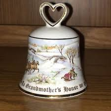 grandmother s bone china royal doulton bone china christmas bell to grandmothers house we