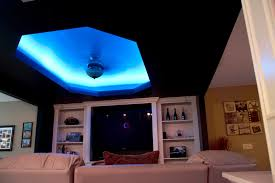 Led Lighting Ceiling Fixtures Best Led Lights For Ceiling Indirect Lighting In Tray Or