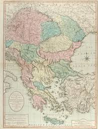 Map Of Europe 1800 by