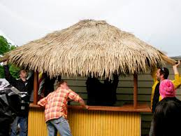 how to build a tiki bar how tos diy
