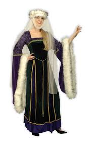 Medieval Halloween Costumes Medieval Lady Woman Renaissance Costume 78 99
