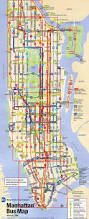 Mta Map Subway Mta Map Manhattan Map Of Mta Manhattan New York Usa