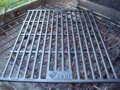 Firepit Grate Why Not Beast It For Dinner Tonight Grilling Yards And Backyard