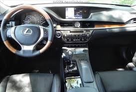 lexus interior 2014 2014 lexus es 300h interior review u2013 aaron on autos