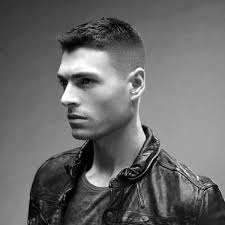men half shave hair trends 60 old school haircuts for men polished styles of the past