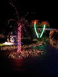 Outdoor Christmas Decoration by Top 10 Biggest Outdoor Christmas Lights House Decorations Digsdigs