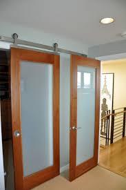 Glass Barn Door by Bedroom Glass Doors Image Collections Glass Door Interior Doors