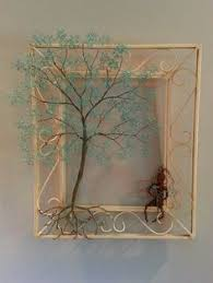 how to make a wire tree sculpture make your own gemstone tree