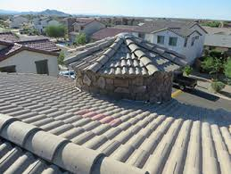 Concrete Tile Roof Repair Roofing And Remodeling Concrete Tile Roofing