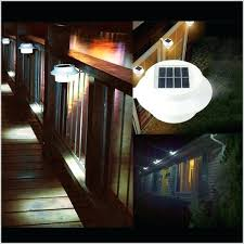 Outdoor Solar Lights For Fence Inspirational Solar Fence Lights Or Fence Solar Lights A The Best
