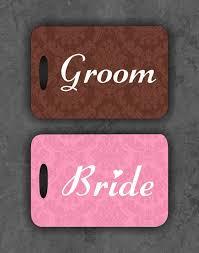and groom luggage tags best 25 monogrammed luggage tags ideas on monogrammed