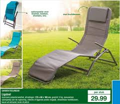 Aldi Garden Furniture Aldi Promotion Garden Feelings Ligstoel Garden Feelings Lit