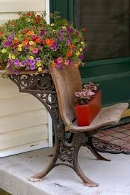 Outside Benches For Schools Antique Garden Benches Foter