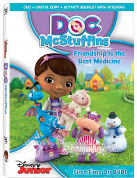 take it from me doc mcstuffins friendship is the best medicine
