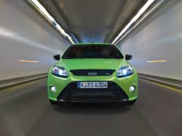 Focus Rs 2009 2009 Ford Focus Rs Full Specifications Released Autoevolution
