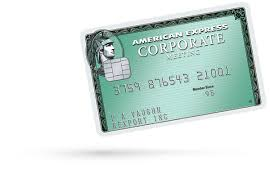 Company Message On Business Cards Corporate Card Programs Payment Solutions American Express
