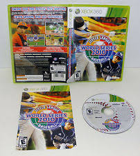 Backyard Sports Sandlot Sluggers Xbox 360 Xbox 360 Sports Games Ebay