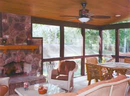 ideas on keeping your screened porch warm during the winter