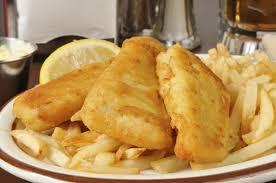 nutrition information on cracker barrel fish livestrong com