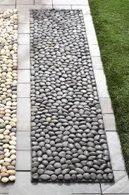 Cobblestone Ideas by 25 Gorgeous Pebble Patio Ideas On Pinterest Diy Pebble Paths