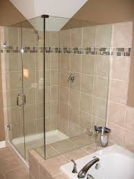Bathtub Shower Tile Ideas Simple Bathrooms With Shower Interior Design