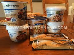 nutrisystem eating out guide nutrisystem ala carte reviews what u0027s on the menu the diet dynamo