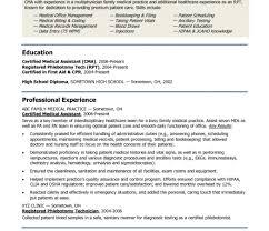 resume amazing phlebotomist resume phlebotomist resume cover