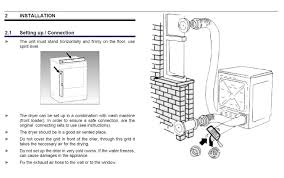 we have a bosch classixx venting tumble dryer wta3003gb 17