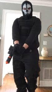 Call Duty Black Ops Halloween Costumes Cosplay Logan Walker Call Duty Ghosts