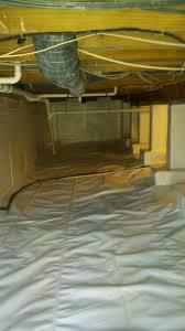 crawlspace encapsulation hickory nc dry foundation technologies