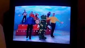 opening to the wiggles sailing around the world vhs print by hit