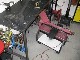 compact workshop welding area ctm projects