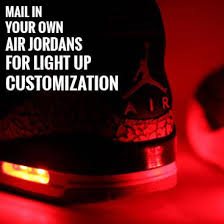 grown up light up shoes led light up sneakers light up shoes for adults custom nikes