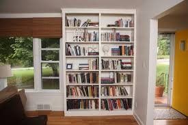 Easy To Build Bookshelf Furniture U0026 Accessories How To Build U201cbuilt In U201d Bookshelves