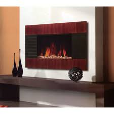 electric wall mount fireplace binhminh decoration