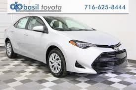 basil toyota used cars basil toyota vehicles for sale in lockport ny 14094