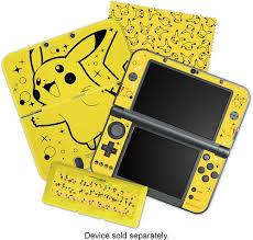 new nintendo 3ds xl black friday hori pikachu pack starter kit for new nintendo 3ds xl multi 3ds