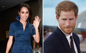 Meghan Markle Prince Harry Prince Harry Takes Girlfriend Megan Markle To Victoria Falls